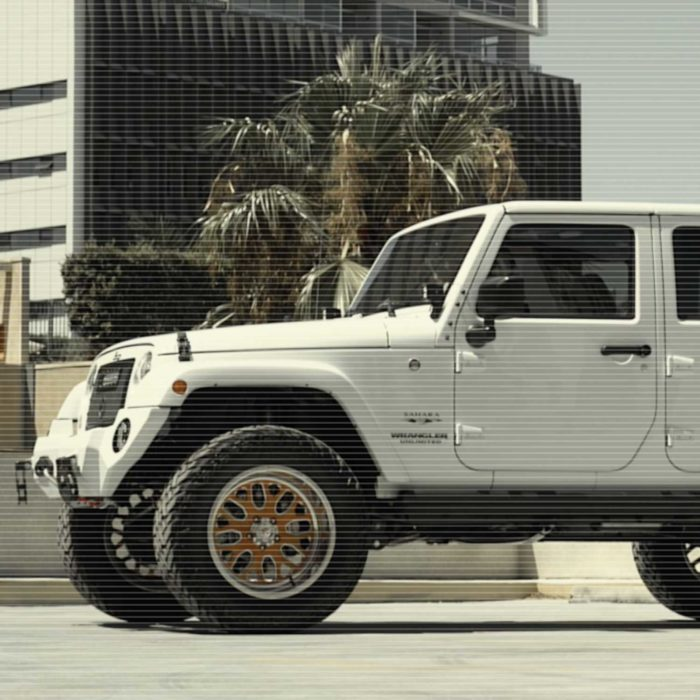 FF19 – Jeep Wrangler Sahara