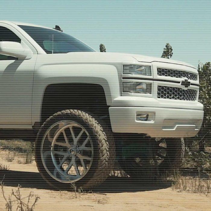 FF45 – Chevy Silverado