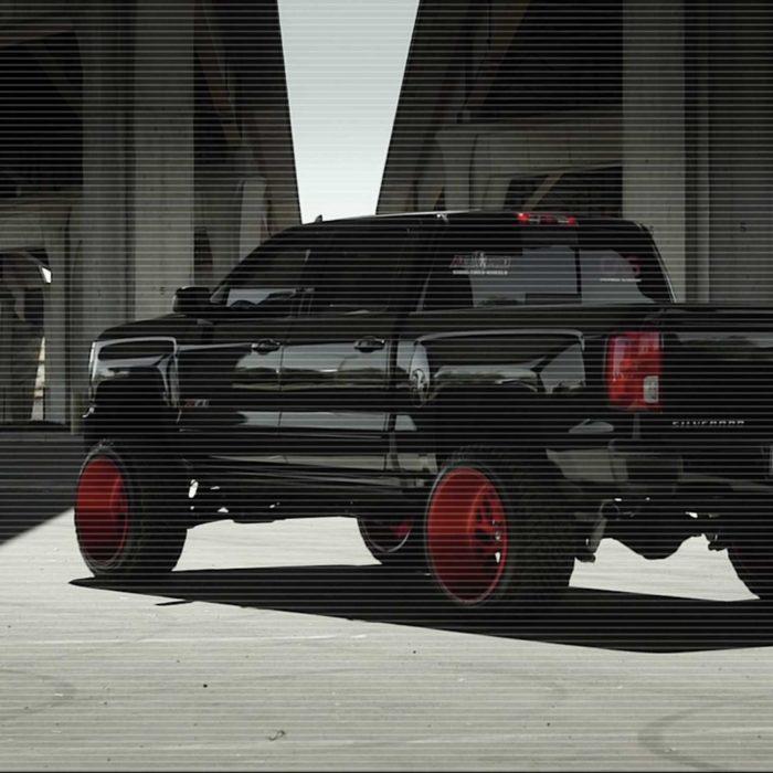 FF29 – Chevy Silverado